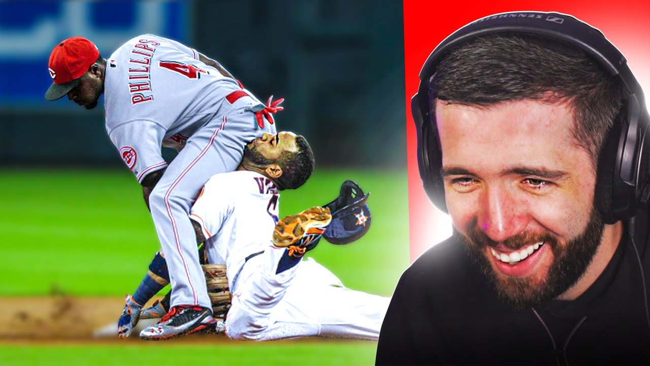 FUNNIEST MOMENTS IN SPORTS!
