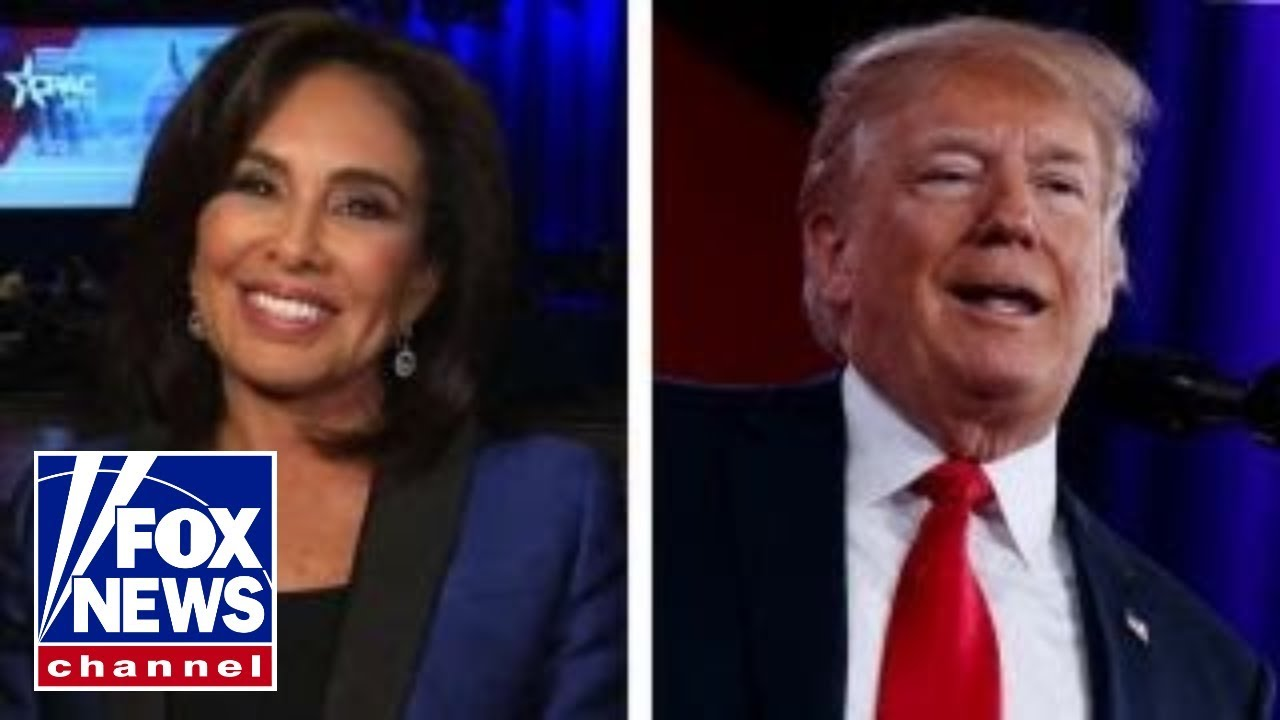 Trump tells Fox to 'bring back' Jeanine Pirro; source says she was suspended
