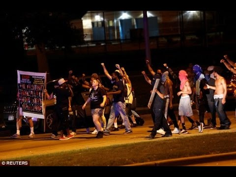 GMS NEWS AND PROPHECY: BLACK PANTHER PARTY DECLARES WAR AND WHITE LIVES MATTER PROTEST