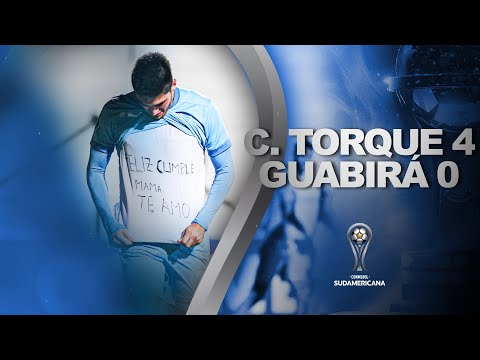 Montevideo City Guabira Goals And Highlights