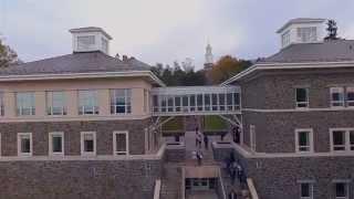 A tour of Colgate University