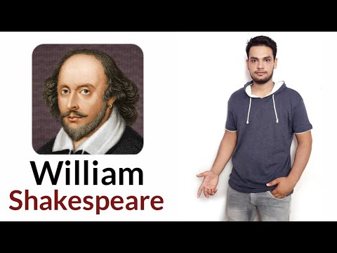William Shakespeare in Hindi