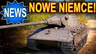 Nadciągają nowe składaki - Niemce! - World of Tanks