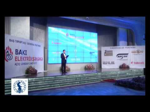 Caspian Energy Integration Award 2013