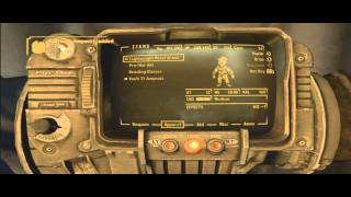 Fallout: New Vegas | Very Hardcore Character Build and Commentary | Part 1 of 4