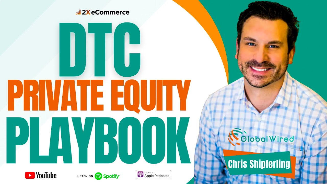 Private Equity Playbook for eCommerce (S06 EP08)