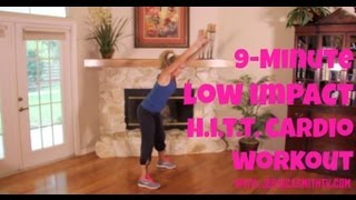 Like this workout? don't miss our 30-minute low impact hiit workout here: http://www.amazon.com/walk-on-weight-loss-plan/dp/b00r0huewk high intensity interva...
