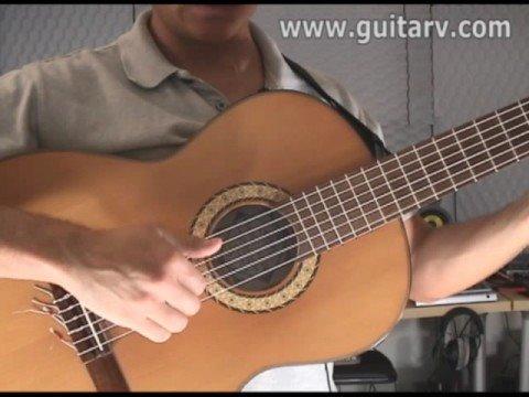 Bossa Nova Guitar Lesson 1 of 1