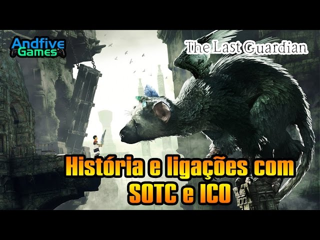 Teoria da Hist�ria e Liga��es com Shadow of the Colossus e ICO