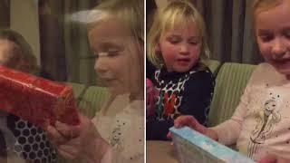 🇩🇪Mukbang XMAS | Sinterklaas 2017 | Part 2