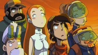 Goodbye Deponia - Test / Review (Gameplay) zum Grafik-Adventure
