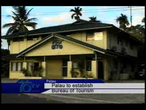 Palau government to establish Bureau of Tourism