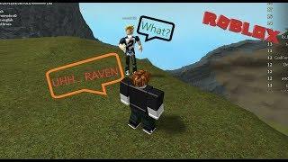 Uhh... Rabe!!! | Roblox [PRE-ALPHA] Gebrochene Knochen IV - Rthro lustige Momnets