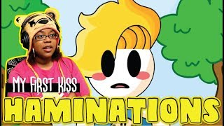 My First Kiss by Haminations | Storytime Animation Reaction