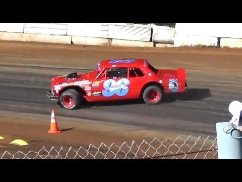 Street Stock-Hot Laps @ Iron Giant-River City Speedway 2019