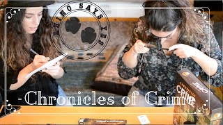 Video: Chronicles of Crime