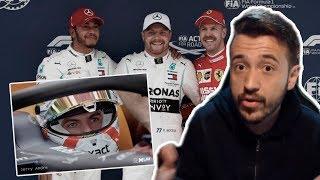 Vuelve el mejor Bottas y Verstappen se equivoca | Qualy GP China (GP 1.000) | Fórmula Fons