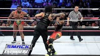 Roman Reigns & Dean Ambrose vs. The New Day: SmackDown, October 22, 2015