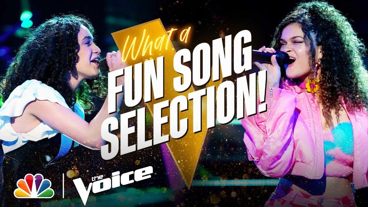 """Download Hailey Mia vs. Raquel Trinidad   Rose Royce's """"Car Wash""""   The Voice Battles 2021"""
