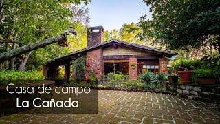 Casa de campo La Cañada | Km 48.2 Carretera Mexico-Cuautla | …