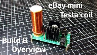 Musical Tesla Coil Kit