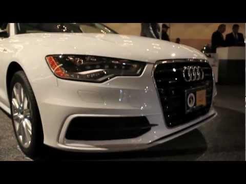 2012 Audi A6 Sedan - NEW A6 3.0T TFSI Supercharged V6