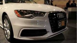 2012 Audi A6 Sedan - NEW A6 3.0T TFSI Supercharged V6