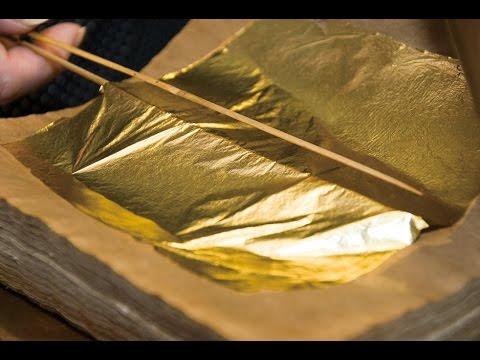 How Its Made | Leaf Gold