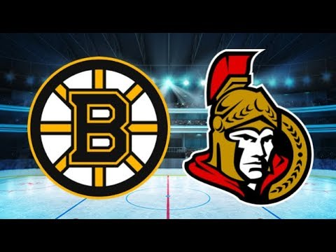 Boston Bruins vs Ottawa Senators (3-2) – Jan. 25, 2018 | Game Highlights | NHL 2018