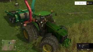 Logging Part 2 - Farming Simulator 15 Tutorial and Equipment Review