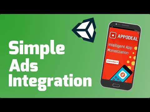 Appodeal Ads Integration (Unity) - Easy Way To Monetize Your Game