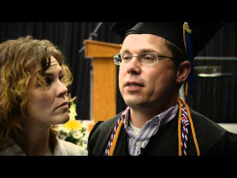North Central Michigan College - Graduation Day 2012