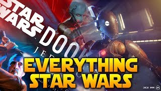 EVERYTHING STAR WARS - March 2019 Movie & Gaming News Roundup!
