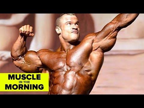 NICOLAS VULLIOUD BACK ON PREP! Muscle in the Morning (4/25/18)