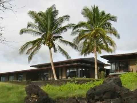 HAWAIIAN HOME - BALI STYLE HOUSE DESIGN CREATED IN HAWAII