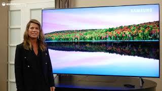 Samsung 75 Inch Q75R 4K UHD HDR Smart QLED TV QA75Q75RAWXXY