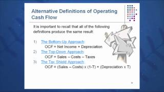 Session 10: Objective 4 - Alternative Definitions of Operating Cash Flow