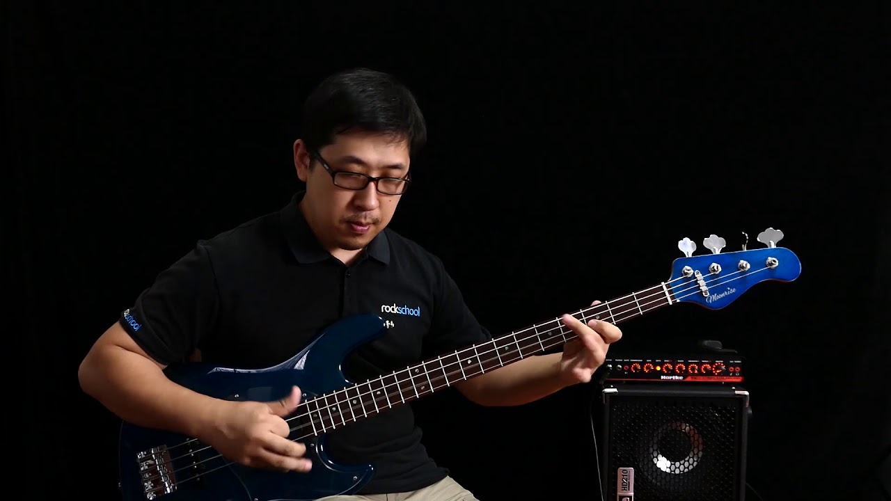 Primus - Tommy The Cat Bass Cover By Ming - Youtube-7182