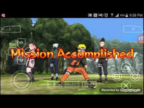 Naruto Kizuna Drive Ep 1