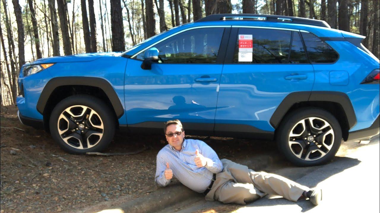 2019 Toyota RAV4 Adventure Review