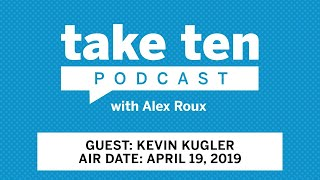 Take Ten with Alex Roux: Kevin Kugler Looks Back on Calling The Masters & NCAA Title Game