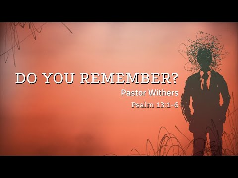 Do You Remember? (11/22/2020)