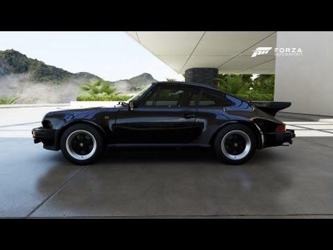 Forza Motorsport 6 1982 Porsche 911 Turbo 33 Forzavista Test