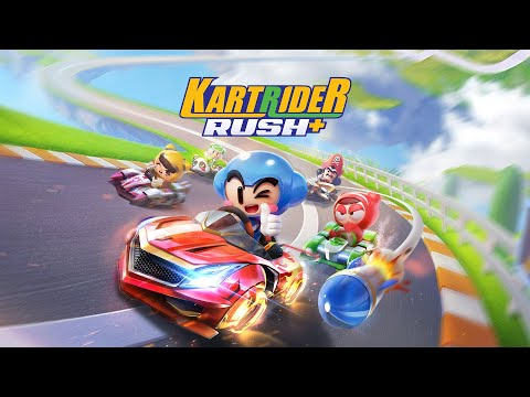 KartRider Rush+ Pre-registration Trailer