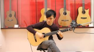 "(Yiruma) River Flows in You ""Classical Guitar""- Steven Law"