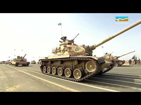 أخبار الإمارات | وقائع الحفل الختامي لتمرين درع الخليج المشترك 1 : الجزء 03