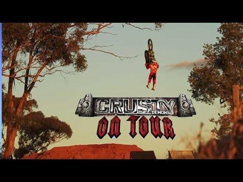 Full Movie: Crusty Demons On Tour: Volume 2 - Levi Sherwood, Jackson Strong, Jai Badley [HD]
