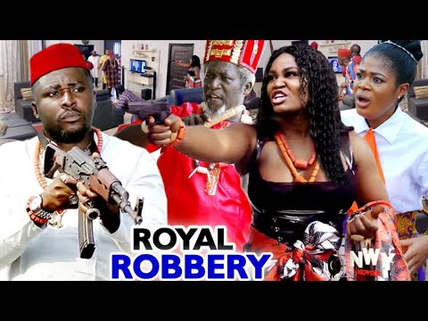 """Download Royal Robbery """"NEW MOVIE"""" Complete Season 1 & 2 - Onny Michael 2020 Latest Nigerian Movie"""