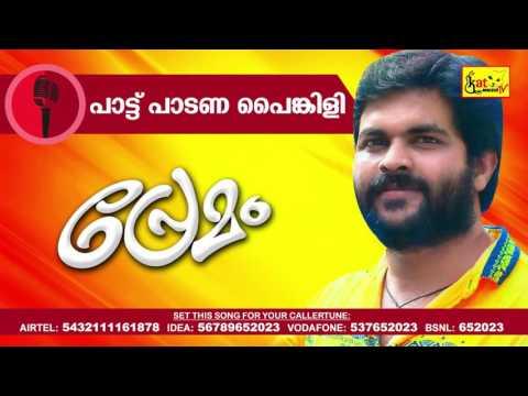 Premam   പാട്ട് പാടണ പൈങ്കിളി    Super Hit Romantic Album   Latest Malayalam Album   Shafi Kollam