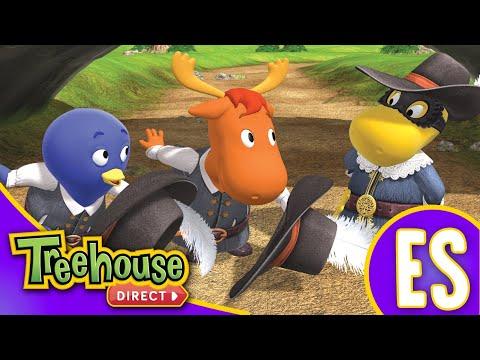 Los Backyardigans Dibujos Animados: 59-60 Episodios Para Niños - Compilación De 58 Mins